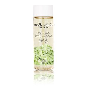 Sparkling Citrus Bloom Body Oil - Huile Corps - ESTELLE & THILD