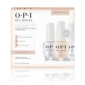 Gel Break Treatment - Soin ongles - OPI