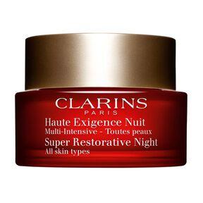 Haute Exigence Nuit Toutes Peaux - Crème Nuit - CLARINS