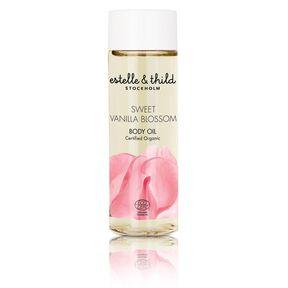 Sweet Vanilla Blossom Body Oil - Huile Corps - ESTELLE & THILD