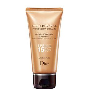 Dior Bronze Protection Solaire - Crème Protectrice Sublimante Visage SPF 15 - DIOR