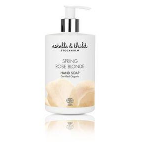 Spring Rose Blonde Hand Soap - Savon mains - ESTELLE & THILD