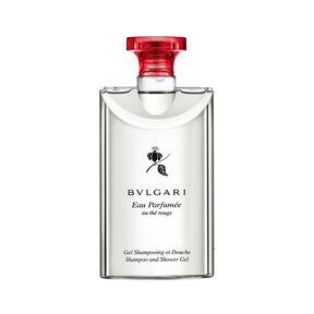 Eau Parfumée Au Thé Rouge - Gel Douche Corps & Cheveux - BVLGARI