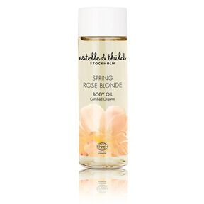Spring Rose Blonde Body Oil - Huile Corps - ESTELLE & THILD