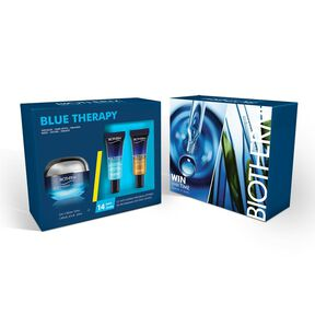 Blue Therapy Accelerated Cream Set - Crème Anti-Âge - BIOTHERM