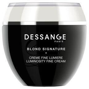 Blond Signature Crème Fine Lumière - Après-shampooing - DESSANGE PARIS