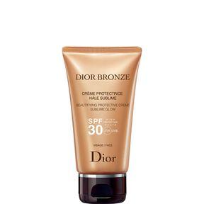 Dior Bronze - Crème Protectrice Hâle Sublime Visage SPF 30 - DIOR