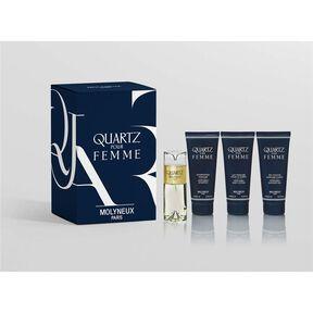 Quartz Femme - Eau de Parfum - MOLYNEUX