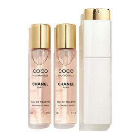 COCO MADEMOISELLE - EAU DE TOILETTE TWIST AND SPRAY - CHANEL