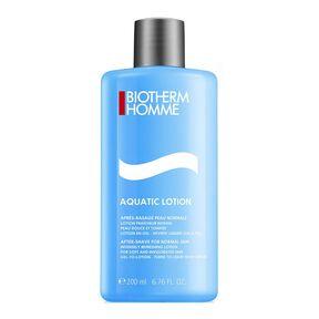 Aquatic Lotion - Après-rasage peau normale lotion fraicheur intense - BIOTHERM