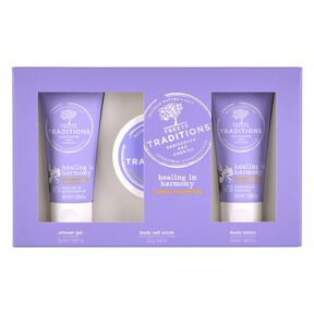 Healing in Harmony Gift Set Small - Gel Douche - TREETS