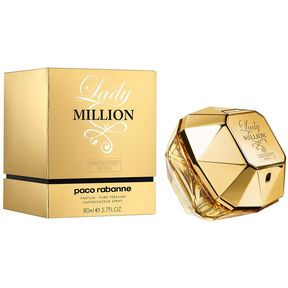 Lady Million Absolutely Gold - Extrait de Parfum - PACO RABANNE