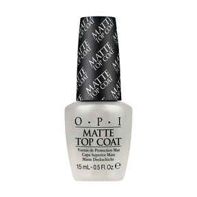 Matte Top Coat - Top Coat - OPI
