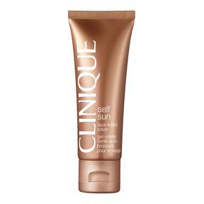 Clinique Self Sun Gel Crème Teinté Auto-Bronzant Visage - Autobronzant - CLINIQUE