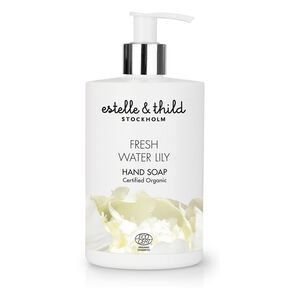 Fresh Water Lily Hand Soap - Savon mains - ESTELLE & THILD