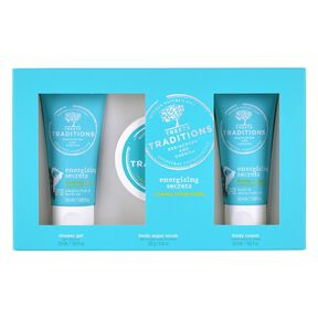 Energising Secrets Gift Set Small - Gel Douche - TREETS