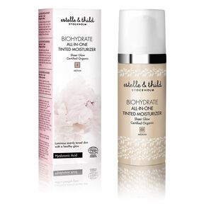 Biohydrate All-in-one Tinted Moisturizer, Medium - Crème Teintée - ESTELLE & THILD