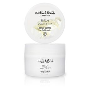 Fresh Water Lily Body Scrub - Gommage Corps - ESTELLE & THILD