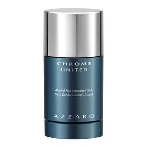 Chrome United - Déodorant Stick - AZZARO