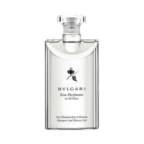 Eau Parfumée au Thé Blanc - Gel Douche Corps & Cheveux - BVLGARI