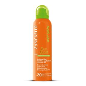 Sun Sport Invisible Mist Wet Skin Application - Protection Solaire - LANCASTER