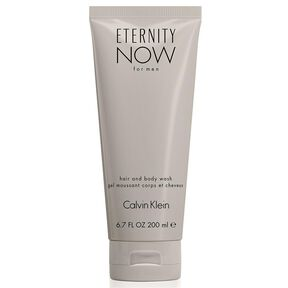 CK Eternity Now Man - Gel Douche Corps & Cheveux - CALVIN KLEIN