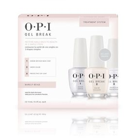 Gel Break Treatment - Soin ongles - OPI
