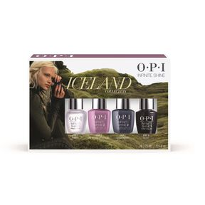 Iceland Collection 2017 - Infinite Shine - Vernis à ongles - OPI