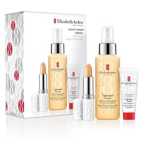 Eight Hour® Cream - Coffret Huile Miracle Universelle - ELIZABETH ARDEN