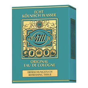 4711 Original Eau de Cologne - Lingettes Rafraîchissantes - 4711
