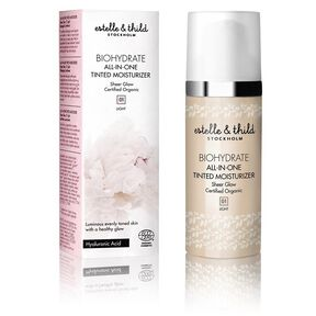 Biohydrate All-in-one Tinted Moisturizer, Light - Crème Teintée - ESTELLE & THILD