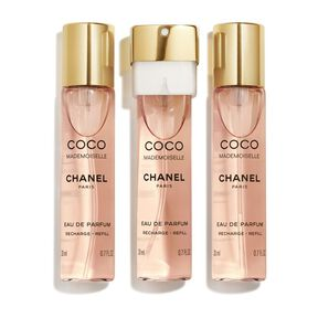 COCO MADEMOISELLE - EAU DE PARFUM TWIST AND SPRAY - CHANEL