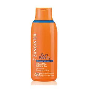 Sun Beauty Velvet Milk SPF 30 - Protection Solaire - LANCASTER