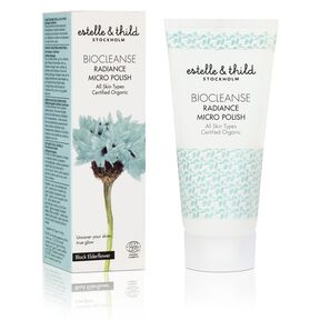 BioCleanse Radiance Renewal Micro polish - Peeling Visage - ESTELLE & THILD