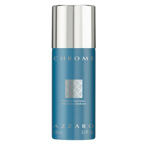 Chrome - Déodorant Spray - AZZARO