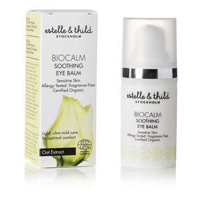 Biocalm Soothing Eye Balm - Crème Yeux - ESTELLE & THILD