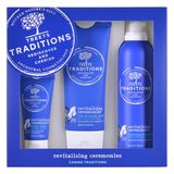 Revitalising ceremonies Gift Set Large - Gel Douche Moussant - TREETS