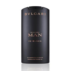 Bvlgari Man in Black - Shampooing & Gel Douche - BVLGARI