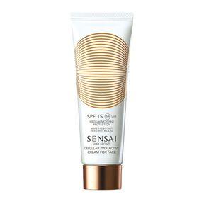 Crème Protection Cellulaire Pour Le Visage - Soin Solaire Visage - SENSAI