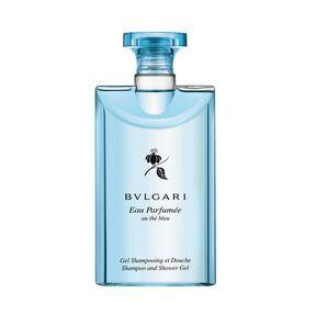 Eau Parfumée au Thé Bleu - Gel Douche Corps & Cheveux - BVLGARI