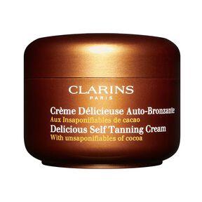Crème Délicieuse Autobronzante - Autobronzant - CLARINS