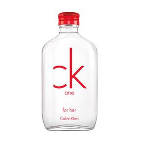 Ck One Red For Her - Eau de Toilette - CALVIN KLEIN