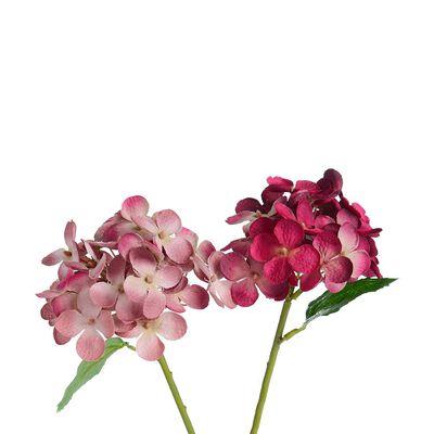 Blumenpick Hortensie, ca L:20cm, violett (Farbe nicht frei wählbar)