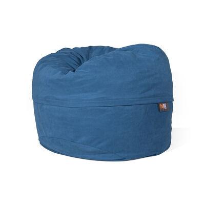 Sitzsack FATSAK XL blau ca D:110 x H:70 cm (Bezug: 100% Polyester)