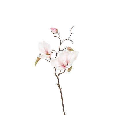 Magnolienzweig, ca. 48cm, rosa