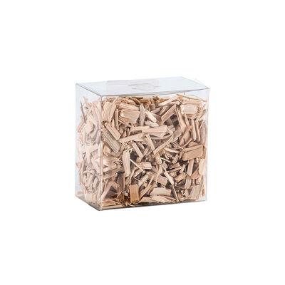 Holzgranulat in Box Fichte natur ca. 600 ml