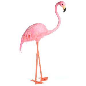 Dekofigur Flamingo pink ca H:83 cm