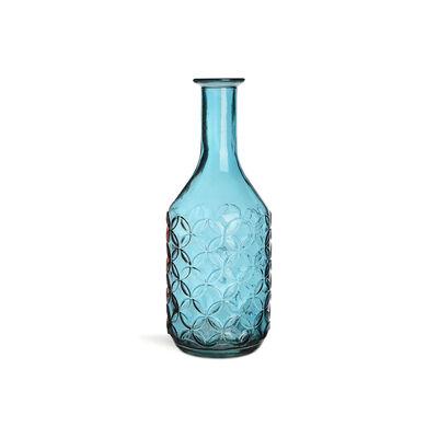 Vase Orient, ca D:10cm x H:26cm, bunt