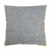 Kissen graublau ca B:42 x L:42 cm (Kissenhülle: 100% Polyester)