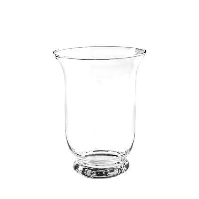 Windlicht Glas klar ca D:11 x H:15 cm